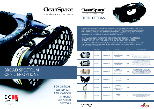FILTER CLEANSPACE 2016.pdf