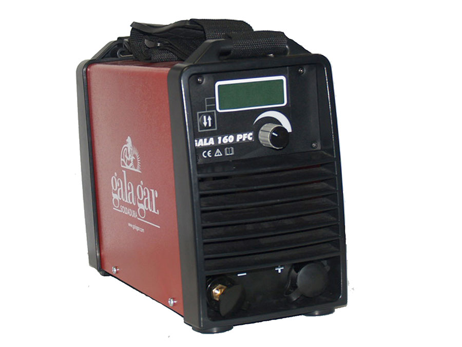 GALA 160 PFC - Inverter welding