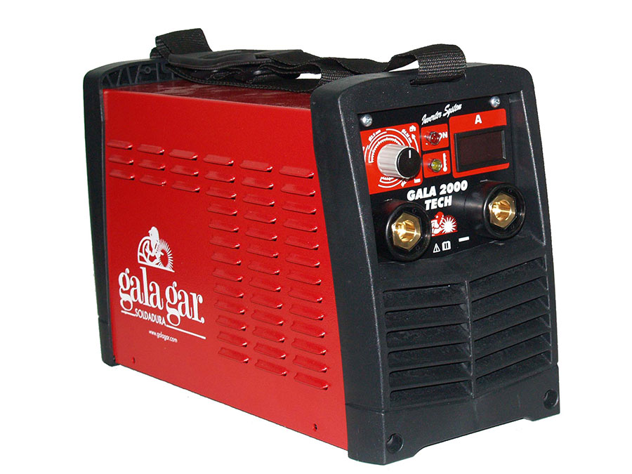 GALA 2000 TECH GE-Soldadura Inverter