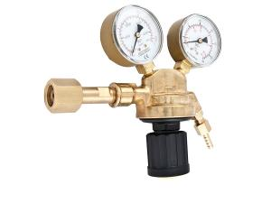 ARGON-CO2 NORMAL PRESSURE REGULATOR