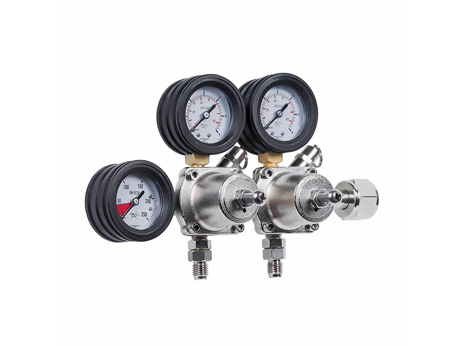 CO2 regulator RP-2C-CO2
