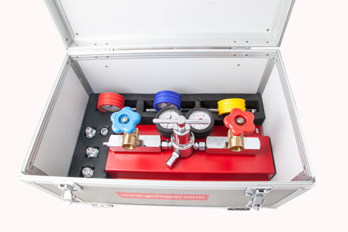 Welding equipment verification kit...